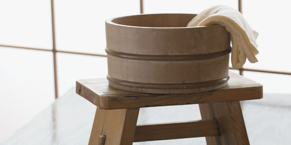 Japan onsen towel