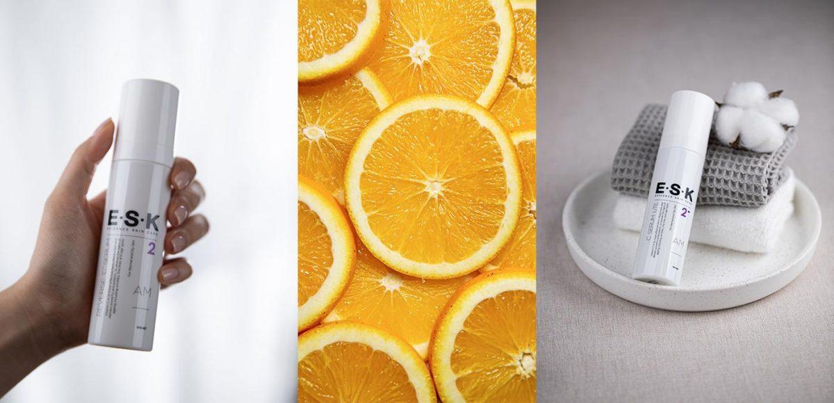 ESK Vitamin C Range