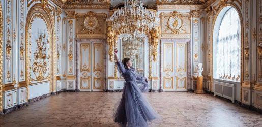 Mansion of Polovtsev in St. Petersburg