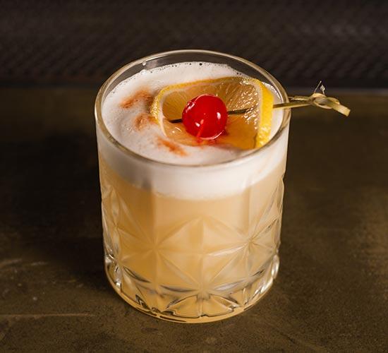 Amaretto Sour non-alcoholic cocktail recipes