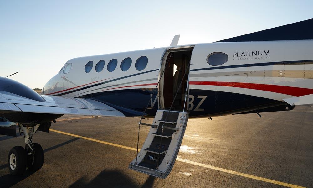 Air Tours aircraft
