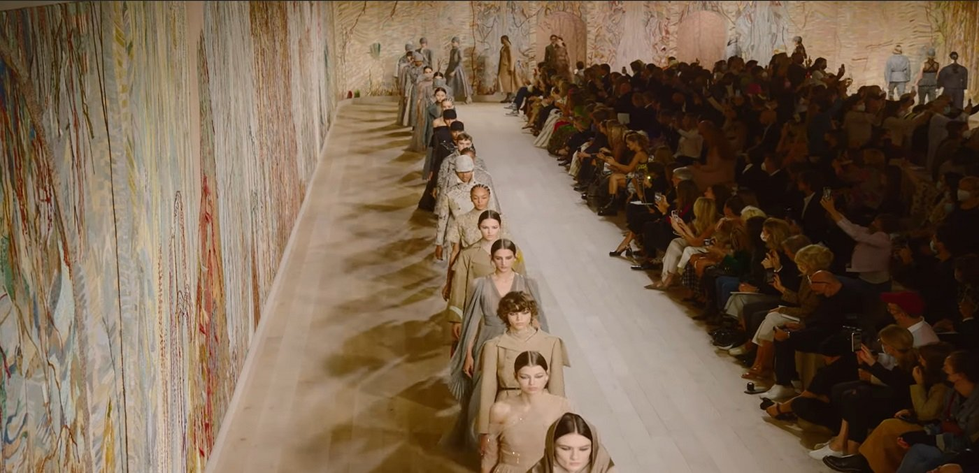 Paris Haute Couture Fashion Week Dior