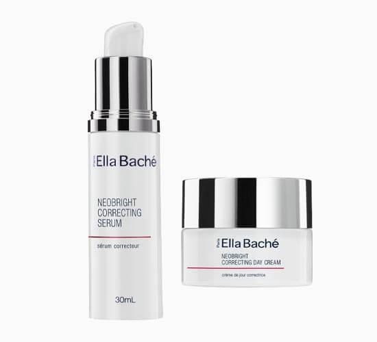 Ella Baché Neobright Correcting Serum/Neobright Correcting Day Cream