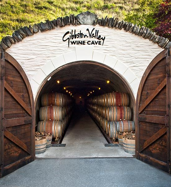 The best bars and wineries in Queenstown - Go deep into the Gibbston Valley wine cave
