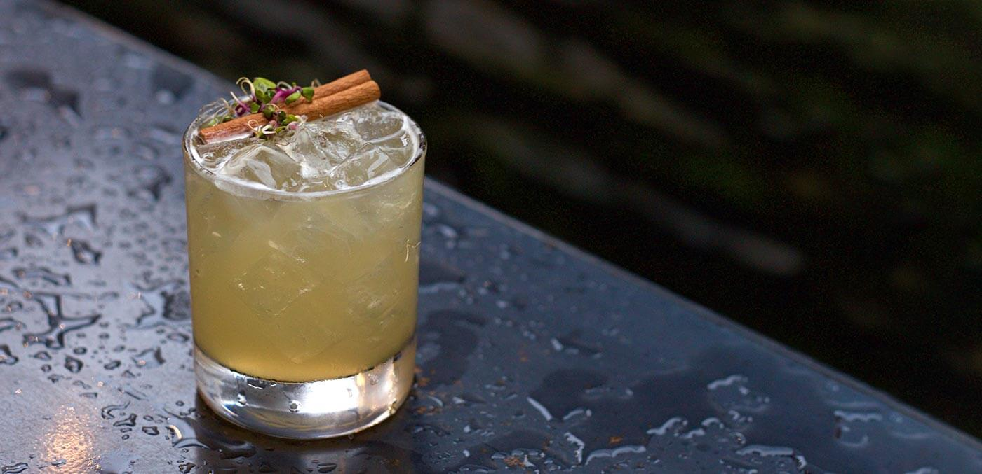Head to Blue Door in Arrowtown for great cocktails and live music