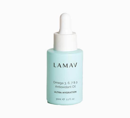 LAMAV Omega 3,6,7 & 9 Antioxidant Oil