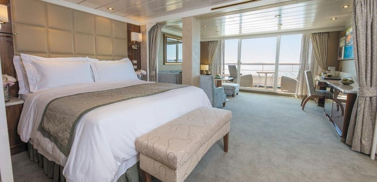 Regent Seven Seas world Cruise