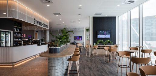Virgin Australia lifetime lounge