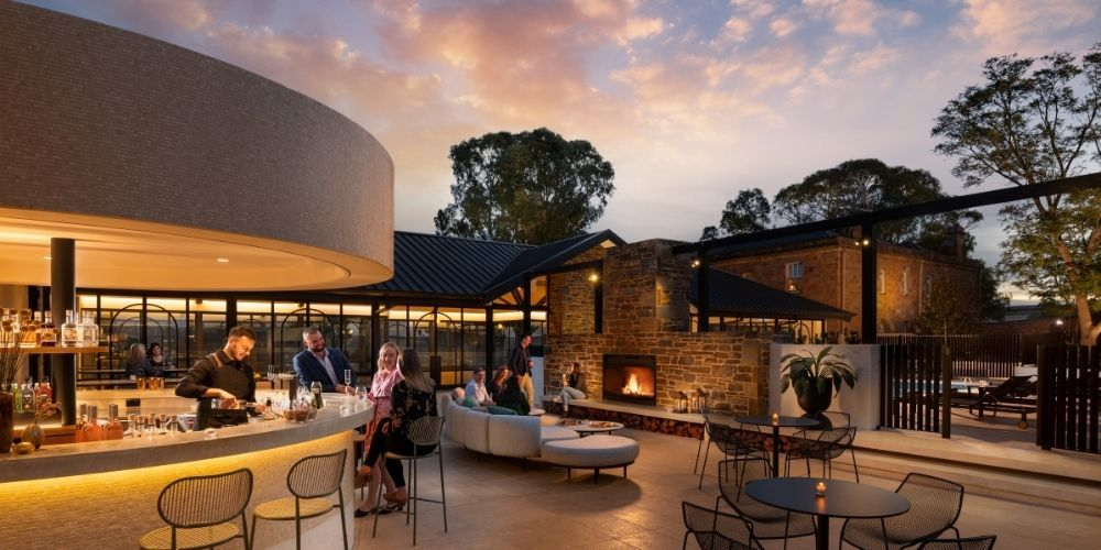Peppertree Bar and woodfire pizza
