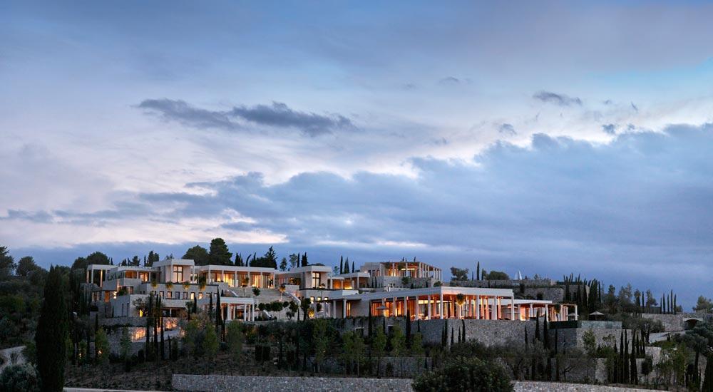 Amanzoe, Kranidi, Greece