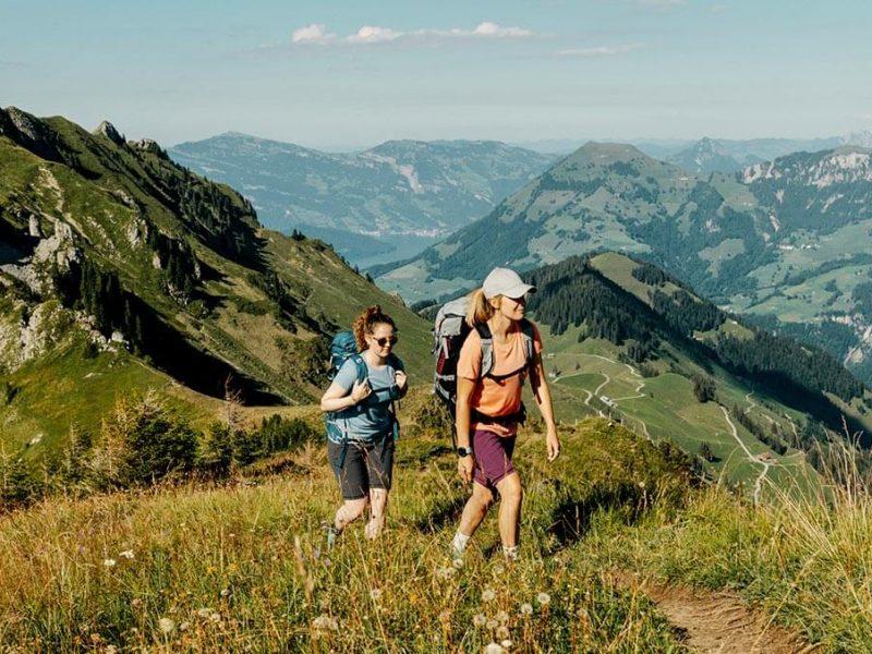 Arvigrat, Switzerland solo female travel