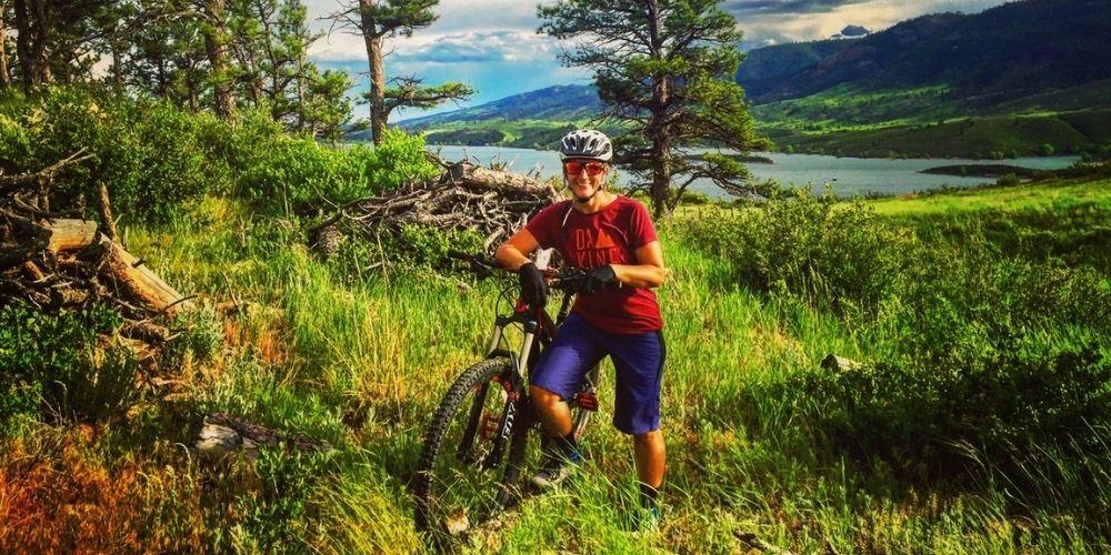 Colorado Mountain bike