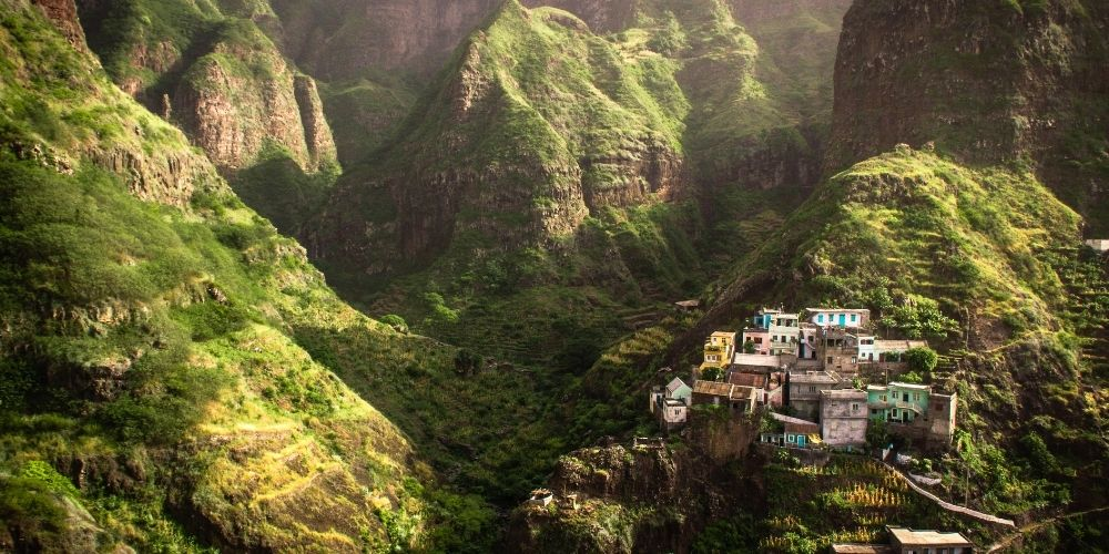 Hurtigruten Africa cruise Cape Verde