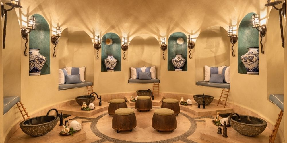 Luna y Mar Spa at Waldorf Astoria Los Cabos Pedregal