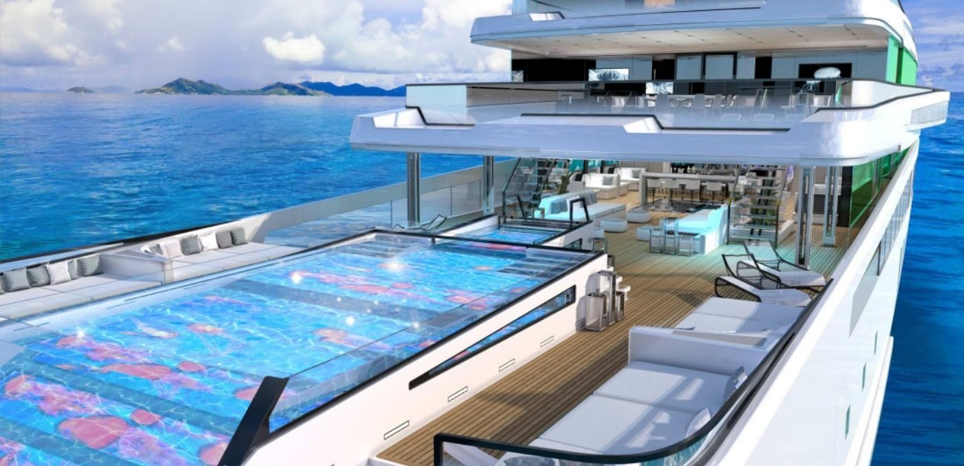 SEE concept Yacht