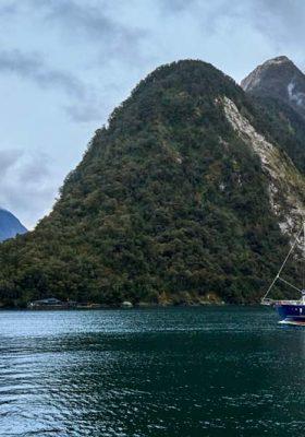 Milford Sound Fiordland